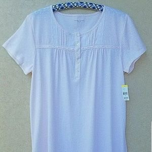 LAURA SCOTT Nightgown Sizes S-M